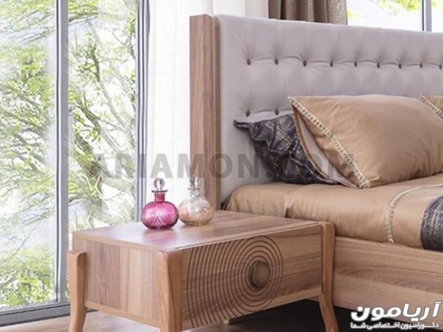 تخت خواب لمسه ترکیه مدل B104