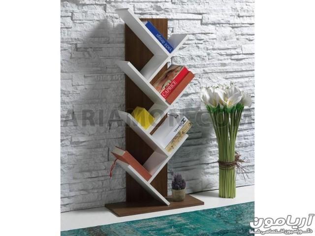 کتابخانه مدرن فانتزی مدل BC104
