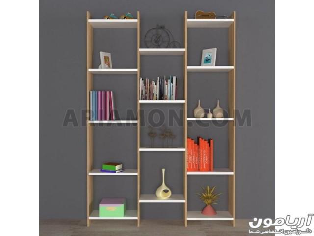 قفسه کتاب خانگی مدل BC105