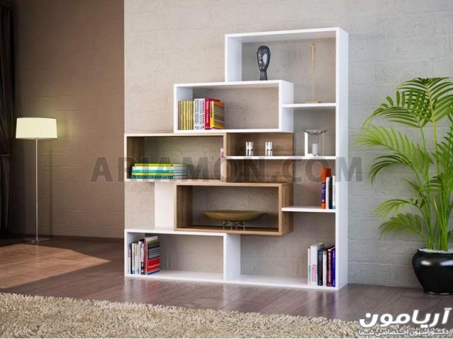 قفسه کتاب و کتابخانه مدل BC119