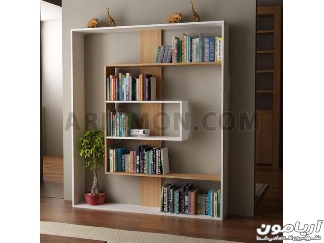 کتابخانه ام دی اف مدل BC123
