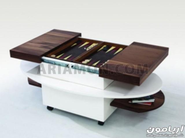 میز جلو مبلی خاص و مدرن مدل CT109