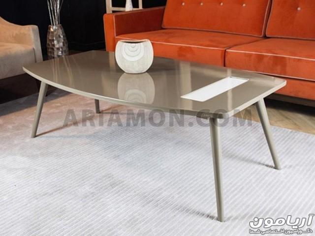 میز جلو مبلی ساده