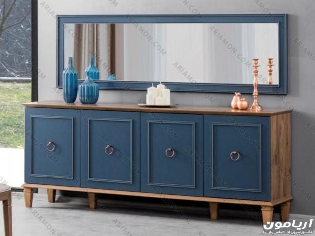 میز کنسول کلاسیک و آینه