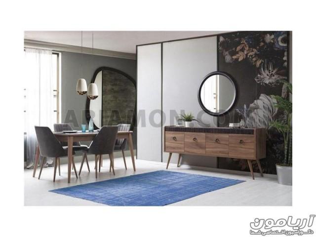 میز کنسول و آینه