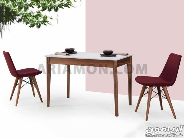 میز ناهار خوری بزرگ شونده DT102