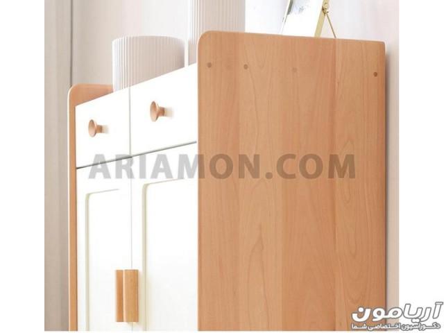 جاکفشی مدرن چوبی