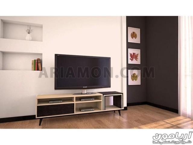 میز تلویزیون چند تکه مدل TS100