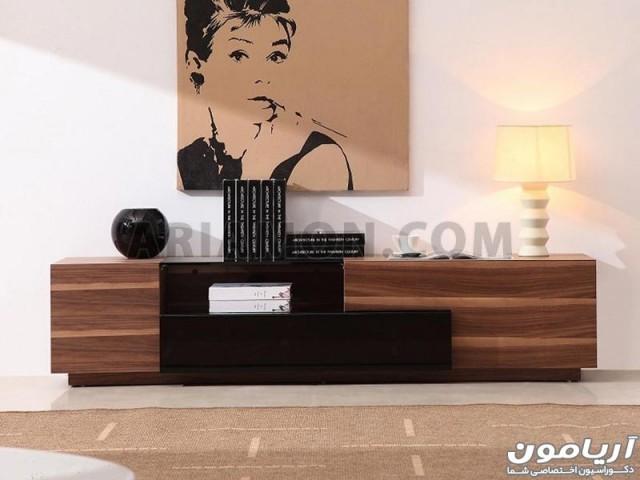 میز دکوری تلویزیون مدل TS121