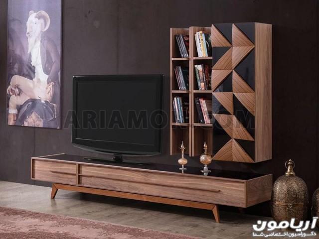 میز تلویزیون سایز 180 خاص مدل TS147