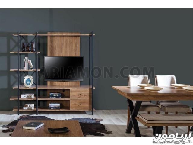 میز تلویزیون دیواری ترکیه مدل TS155