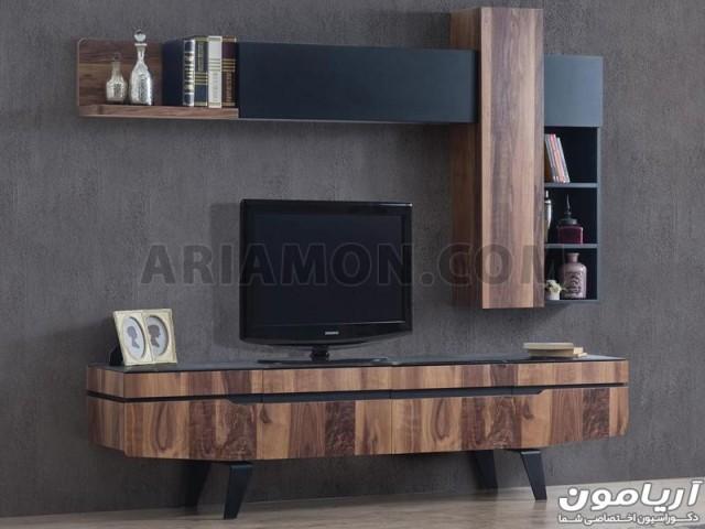 میز تلویزیون کشودار TS166