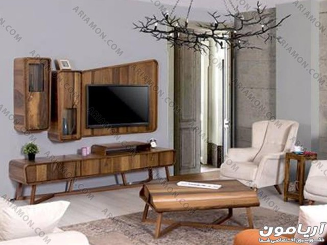 میز تلویزیون دیواری ترکیه