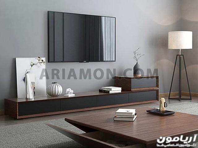 میز تلویزیون جدید ساده