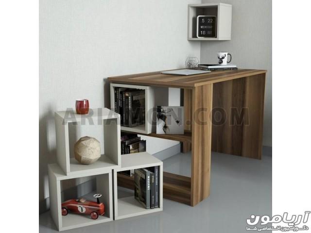 میز تحریر چوبی WD114