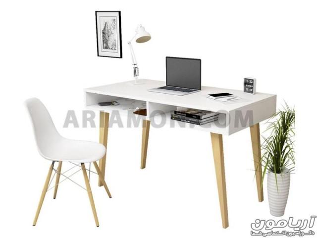 میز تحریر سفید
