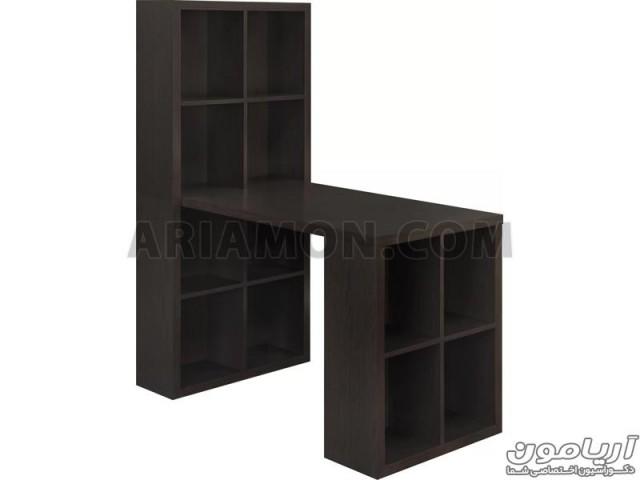 میز کامپیوتر مدرن سیاه